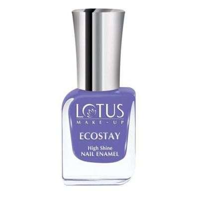 Buy Lotus Make - up Ecostay Fantasy Nail Enamel - Blue Hues