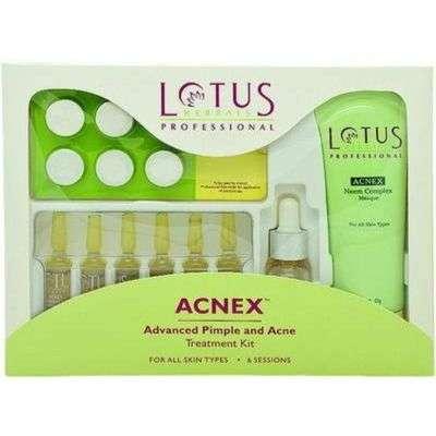 Lotus Professional ACNEX Advanced Pimple and Acne Treatment Kit