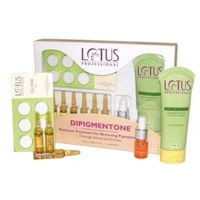 Lotus Professional Dipigmentone Facial Kit