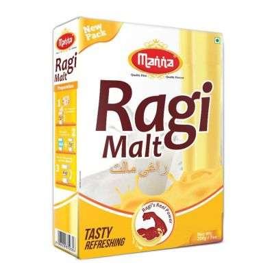 Manna Ragi Malt
