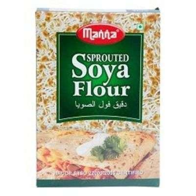 Manna Sprouted Soya Flour