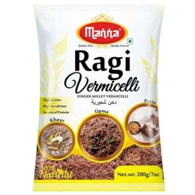 Manna Vermicelli - Ragi