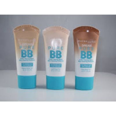 Buy Maybelline New York Dream Pure BB Cream Skin Clearing Perfector