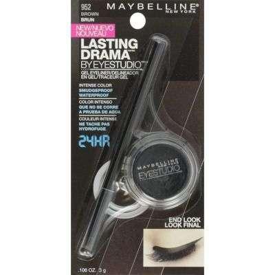 Buy Maybelline New York Eye Studio Lasting Drama Gel Eyeliner - Brown 952
