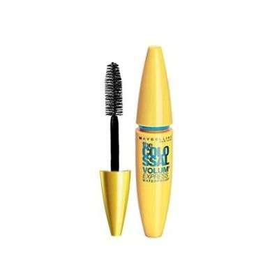 Buy Maybelline New York The Colossal Volum Express Mascara Washable - 2 Washable Black