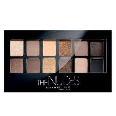 Buy Maybelline New York The Nudes Eyeshadow Palette