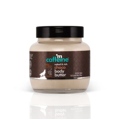 Buy Mcaffeine Naked and Rich Choco Body Butter with Caramel