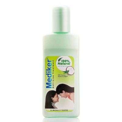 Buy Mediker Natural Anti-Lice Treatment Shampoo