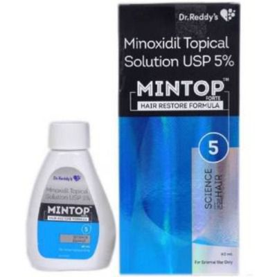 Buy Mintop Forte Minoxidi Topical Solution 5%
