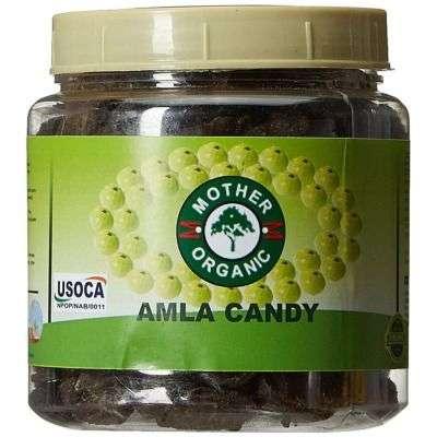 Buy Mother Organic Amla Candy