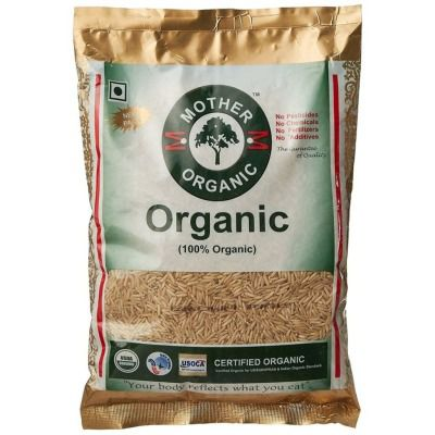 Buy Mother Organic Brown Basmati Rice