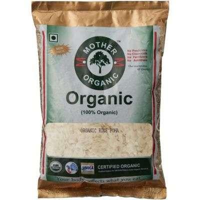 Buy Mother Organic Rice Poha