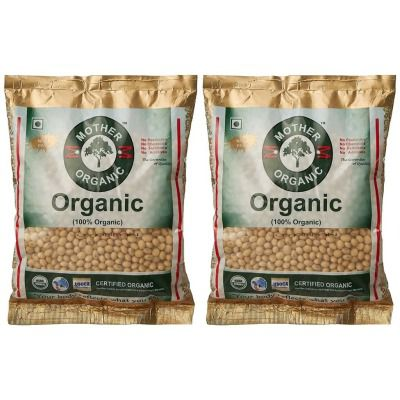 Buy Mother Organic Soyabeen Whole