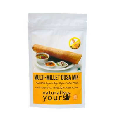 Buy Naturally Yours Multi Millet Dosa Mix