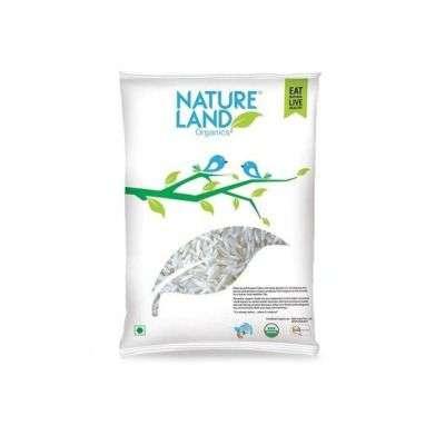 Buy Natureland Organics Basmati Rice Premium