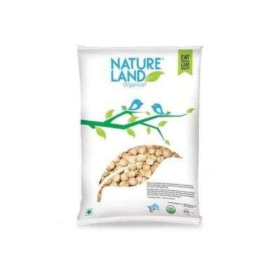 Buy Natureland Organics Kabuli Chana