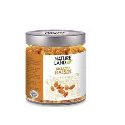 Buy Natureland Organics Raisins