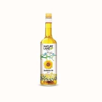 Buy Natureland Organics Sunflower Oil