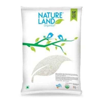 Buy Natureland Organics White Sugar