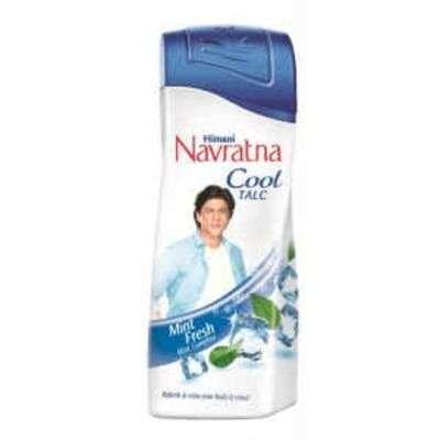Buy Navratna Mint Fresh Talc
