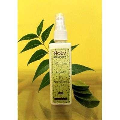 Buy Neev Aloe Neem Lotion for Acne Prone Skin