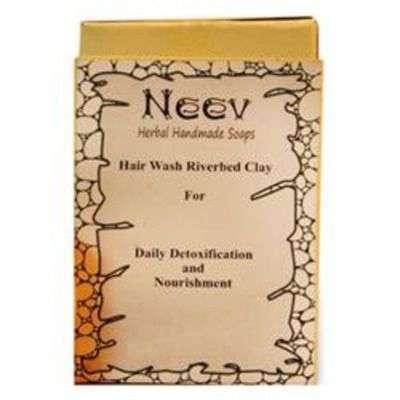 Buy Neev Herbal Hair Wash Riverbed Clay