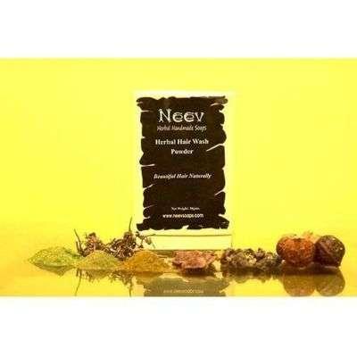 Buy Neev Herbal Herbal Hair Wash Powder - Beautiful Hair Naturally