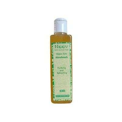 Buy Neev Herbal Neem Tulsi Hand wash Purifying and Refreshing