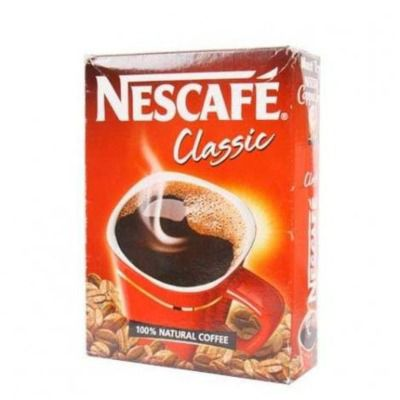Nescafe Classic Instant Coffee Pouch