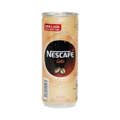 Buy Nescafe Coffee Can - Latte
