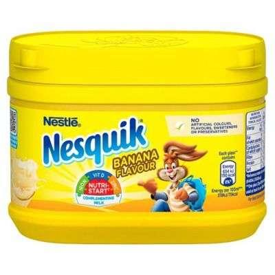 Nestle Nesquik Banana Milkshake Mix