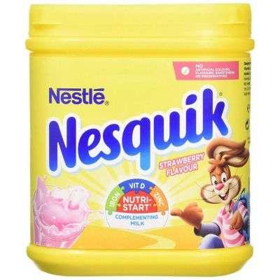 Nestle Nesquik Strawberry Flavour