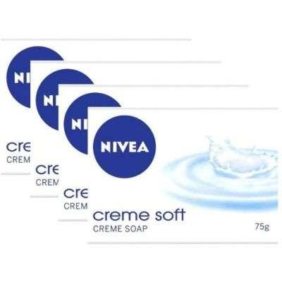 Buy Nivea Cream Soft Soap