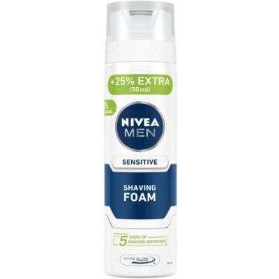 Buy Nivea Men Shaving Sensitive Shaving Foam