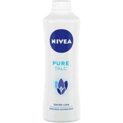 Buy Nivea Pure Talcum Powder