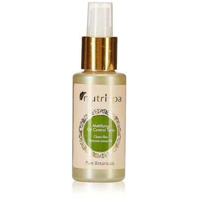 Buy Nutrispa Pure Botanicals Mattifying Oil Control Tonic