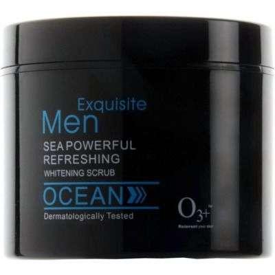 Buy O3+ Men Sea Powerful Refreshing Whitening Scrub