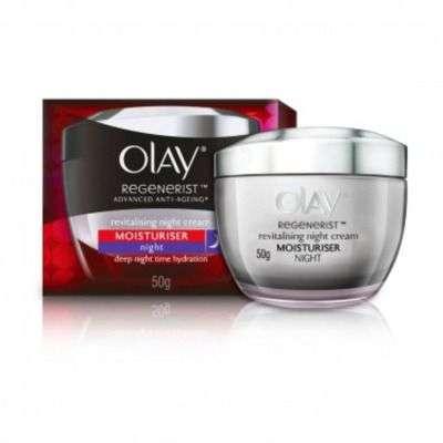 Buy Olay Regenerist Advanced Anti-Aging Revitalizing Night Skin Cream