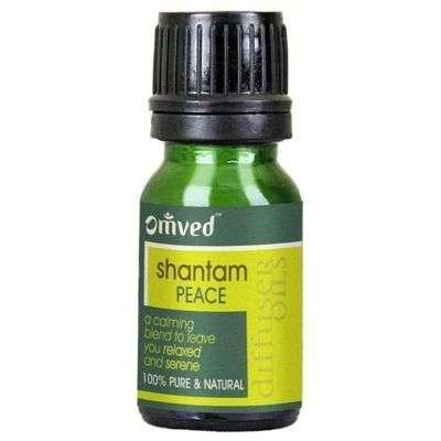 Buy Omved Shantam Diffuser Oil