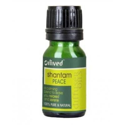 Buy Omved Shantam Peace Diffuser Oil