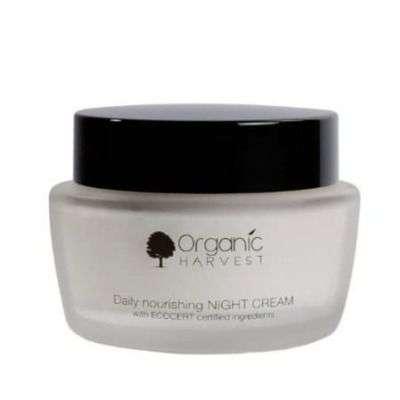 Buy Organic Harvest Daily Nourishing Night Cream