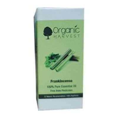 Buy Organic Harvest Frankincense Oil
