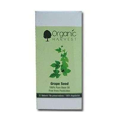 Buy Organic Harvest Grape Seed Oil