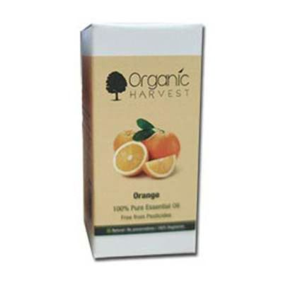 Buy Organic Harvest Orange Oil