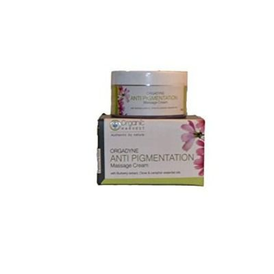 Buy Organic Harvest Orgadyne Anti Pigmentation Massage Cream