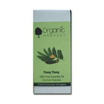 Buy Organic Harvest Ylang Ylang Essential Oil