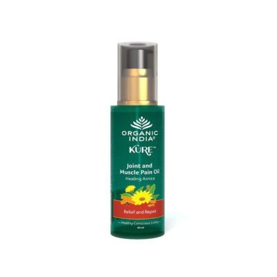 Buy Organic India Joint and Muscle Pain Oil