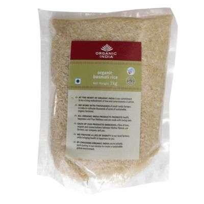 Organic India Organic Basmati Rice