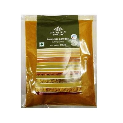 Organic India Turmeric Powder