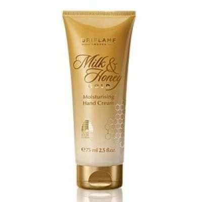 Buy Oriflame Milk & Honey Gold Moisturising Hand Cream